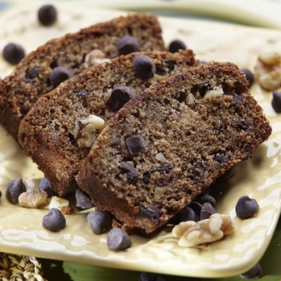 Nanas Baked Goods Santa Clarita Banana Choco Nut Chip Bread