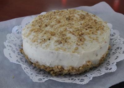 Nana's carrot cake