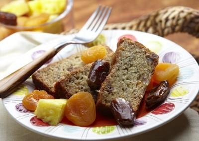 Nana's Baked Goods - Santa Clarita - Banana, Apricot, Pineapple, Date Bread